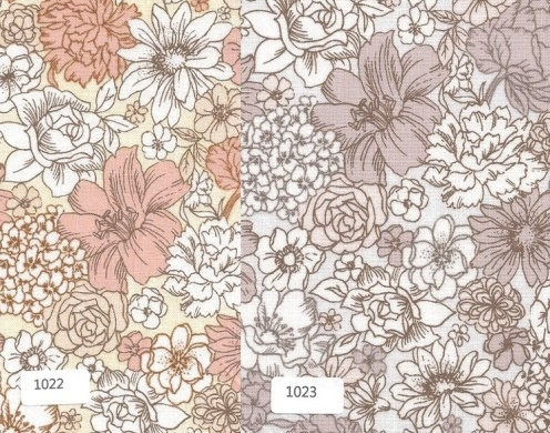 COTTON CRAFT PRINT WOVEN 44/45'' -N1743