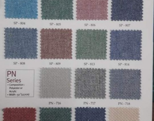 Poly Oxford Type P/D PU Coated Woven 50/52