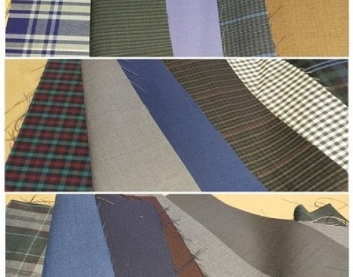 T/W 40/60% Suiting Woven Fabrics 58/60