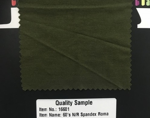 Poly Spandex Twill Solid Woven 58